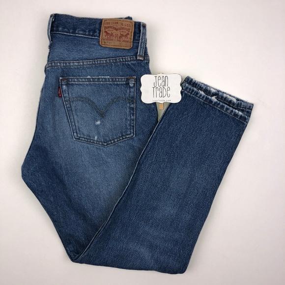 Levi's Denim - Levi's 501 ct Jeans